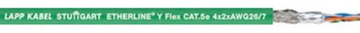 ETHERLINE P CAT. 5e 2x2x26/7AWG