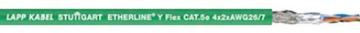 ETHERLINE P Flex CAT.5e 4X2XAWG26/7