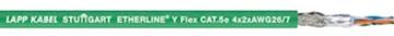ETHERLINE Y Flex CAT.5e 4X2XAWG26/7