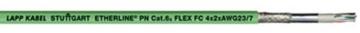ETHERLINE PN CAT.6A FRNC FLEX FC